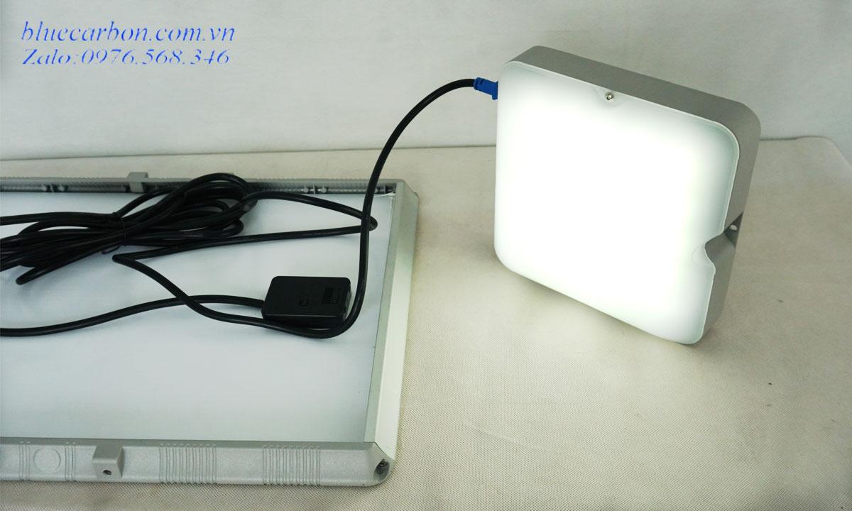 Đèn Ốp Trần Blue Carbon BCT-SCL1.0